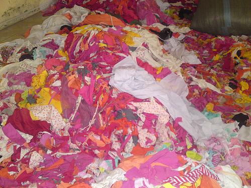 Vải Vụn